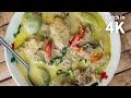 Thai Green Curry Chicken Recipe - AUTHENTIC Thai Home Cooking | แกงเขียวหวานไก่แบบบ้านๆ
