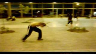 CXM-  Butterfly kick / B kick