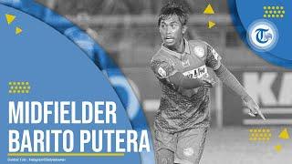 Profil Ady Setiawan - Atlet Sepakbola Pemain Gelandang Barito Putra