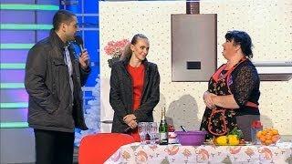 КВН Город Пятигорск - Семья готовится к Новому году
