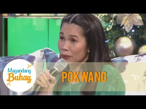 Magandang Buhay: Pokwang Gets Emotional After Receiving From Annie