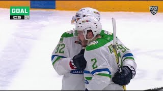 Salavat Yulaev 2 Ak Bars 3 SO, 23 January 2020