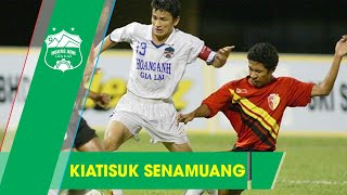 Kiatisuk Senamuang | Số 13 bất tử của Hoàng Anh Gia Lai | HAGL Media