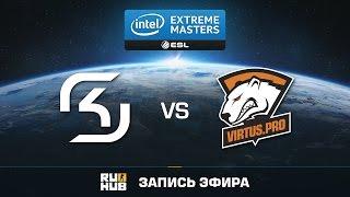 SK Gaming vs Virtus.pro - IEM Katowice - Group B - de_inferno [ceh9, CrystalMay]