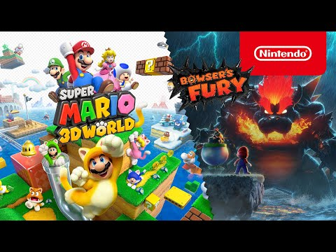 Видео № 0 из игры Super Mario 3D World + Bowser's Fury [NSwitch]