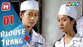 Blouse Trắng - Tập 01 | HTV Phim Tình Cảm Việt Nam Hay Nhất 2018