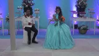 Pai Canta A Música De Rick E Renner Filha Para A Filha Na Festa De 15 Anos