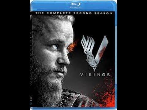 Viking Season 2 Blu Ray Unboxing