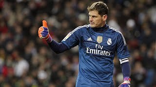 Iker Casillas´ Paraden in der Saison 2014/15