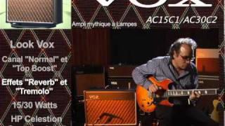 Vox AC15C1 - Video