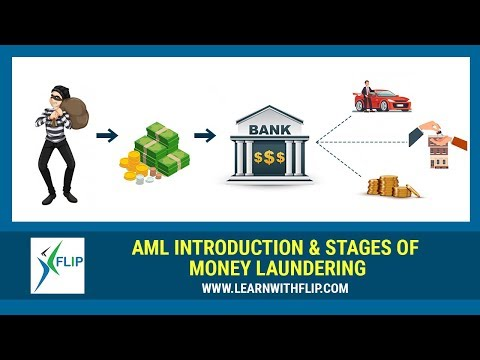 AML Introduction & Stages of Money Laundering - Learn with FLIP ...