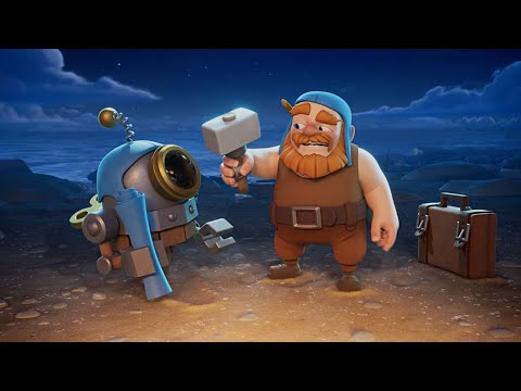 , title : 'See You Later, Builder Base! (Builder Hall 9   Clash of Clans Official)'