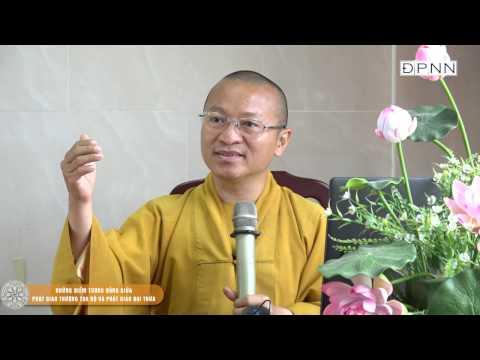 Những điểm tương đồng giữa Phật giáo Thượng tọa bộ và Phật giáo Đại thừa