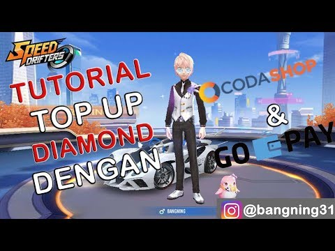 CARA TOP UP DIAMOND - GARENA SPEED DRIFTER INDONESIA