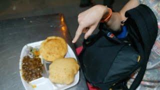 NO TAJ MAHAL BUT THIS INDIAN FOOD IS MIND BLOWING! - TRAVEL VLOG 198 INDIA | ENTERPRISEME TV