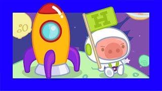 Hoggie el Astronauta - Las Mágicas Historias de Plim Plim   El Reino Infantil