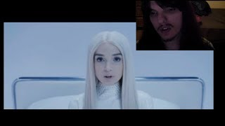Reacting to 'Time Is Up' - Poppy feat. Diplo
