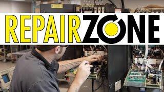 Part 1: Industrial Electronics Repair at Repair Zone