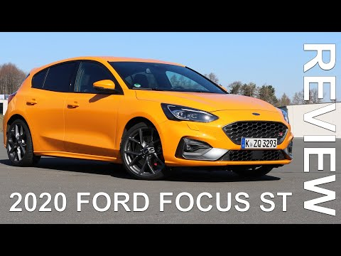 2020 Ford Focus ST Fahrbericht Test Review Probefahrt Deutsch Kritik Meinung Voice over Cars
