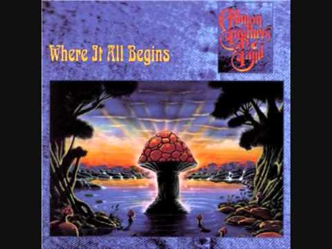 The Allman Brothers Band - Temptation Is A Gun