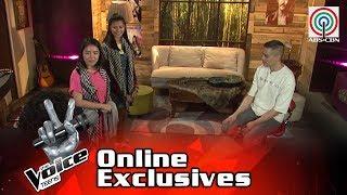 Team Bamboo Piano Bonding Session | Queenie Ugdiman and Patricia Luna