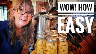 HOMESTEAD PANTRY STOCK | Pressure Canning Potatoes
