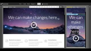 Pinegrow Web Editor Intro