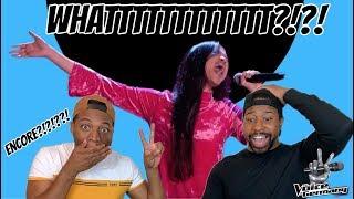 Americans REACT to Claudia Emmanuela Santoso - Never Enough REACTION!!