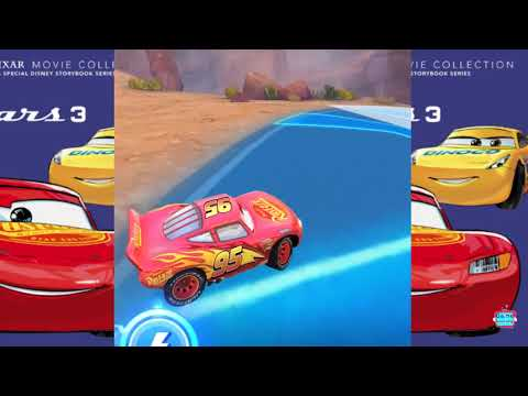 Cars 1,2 & 3 - LIGHTNING MCQUEEN Racing Scenes / Best Scenes [HD] Best Gameplay Recorder