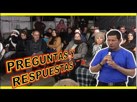 PREGUNTAS Y RESPUESTAS - P LUIS TORO