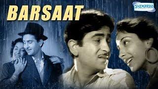 Barsaat1949HD Hindi Full Movie  Raj Kapoor Nargis  Bollywood Classic MovieWith Eng Subtitles
