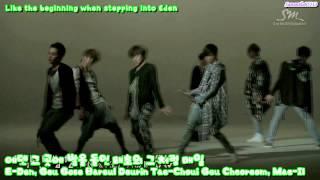 [HD] EXO-K - 너의 세상으로 (Angel) Fanmade MV [Hangul + Romanization + English Lyrics/Subs]