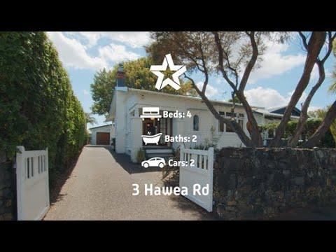 3 Hawea Road, Pt Chevalier