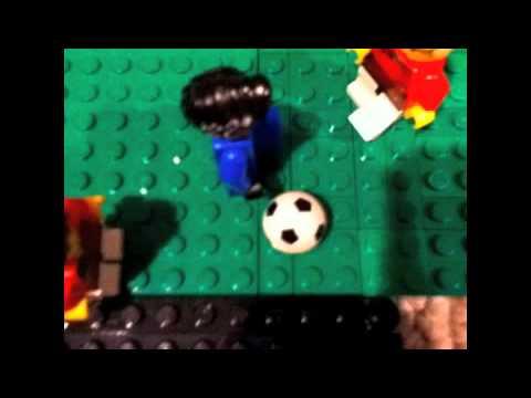 Manchester United vs. Chelsea Lego Stop Motion Video | MTW