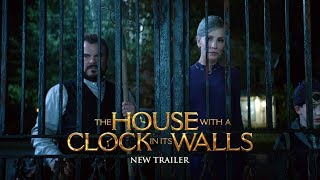Trailer of The House with a Clock in Its Walls (2018)