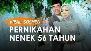Viral di Medsos Nenek Perawan Menikah di Usia 56 Tahun, Fotografer Beber Cerita