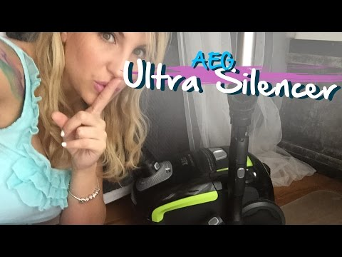 AEG Ultra Silencer **leisester Staubsauger**