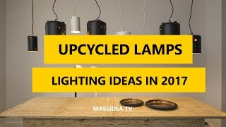 50+ Awesome Upcycled Lamps And Lighting Ideas In 2017