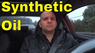 Why You SHOULD NOT Switch To Synthetic Oil-Car Advice