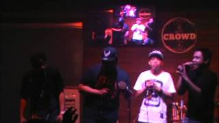 JUAN RHYME - the OPM song LIVE @ the CROWD Bar