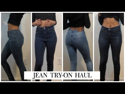 Jeans Try-On Haul | H&M, Gap, Joe's Jeans, Old Navy | Kelsley Nicole