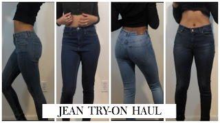 Jeans Try-On Haul | H&M, Gap, Joe's Jeans, Old Navy | Kelsley Nicole