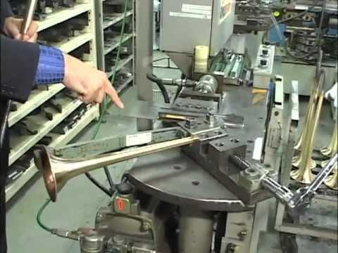 Yamaha Trumpet Factory Tour with Jens Lindemann...