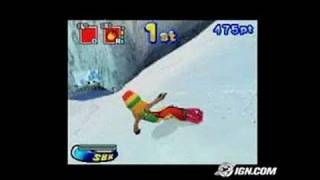 Picture of a game: Snowboard Kids