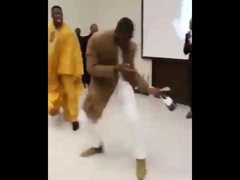 Funny Video Of Cute African Guys Dancing At A Party