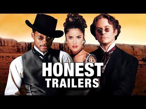 Wild Wild West - Upřímné trailery