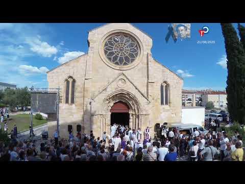 Rádio Cidade de Tomar - Tomar despediu-se do seu Vigário, o Padre Mário Duarte