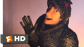 How to Train Your Dragon 3 (2019) - Fighting the Trappers Scene (1/10) | Movieclips