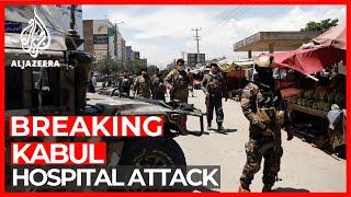 Afghanistan: Gunmen Storm Kabul Hospital