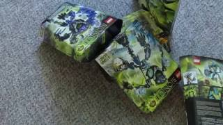 Bionicle Summer 2016 Sets Haul! (Package Opening)
